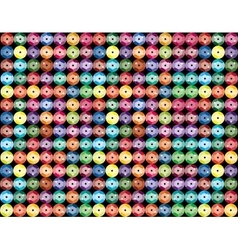 Multicolored sequin glitter abstract background vector