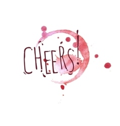 Cheers vector