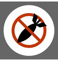 Nobomb1 vector image