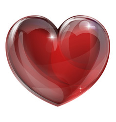 heart graphic vector image