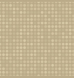 seamless pattern with circles different opacity vector image