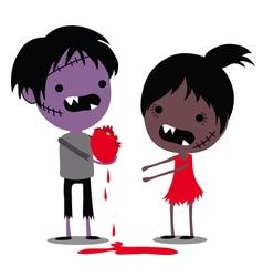 Zombie Love vector