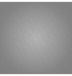 Abstract metallic grid gray background vector image vector image