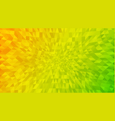 abstract background of small triangles vector image