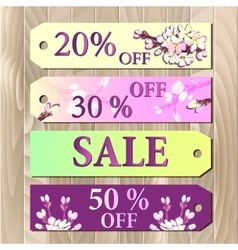 Big sale Gift certificate Coupon template vector