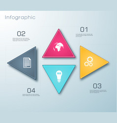 business web design background vector image