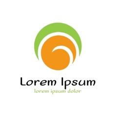 Spiral logo vector