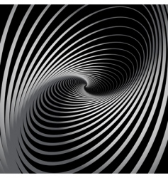 background with spiral whirl movement vector image vector image