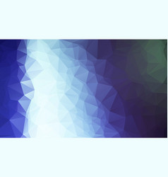 Abstract light blue polygonal which consist of vector