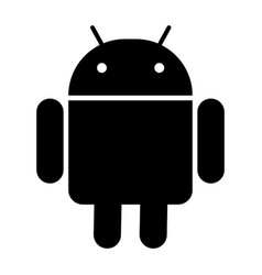 Robot icon chatbot icon concept vector