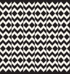 Seamless pattern ethnic stylish abstract texture vector