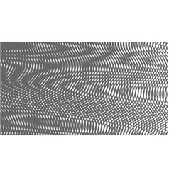 monochrome abstract digital background with linear vector image