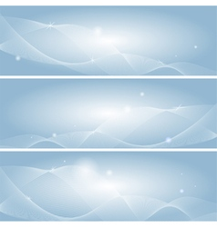 A Set of Abstract Backgrounds vector image