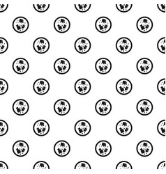 Asian sauce pattern vector