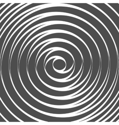 Double Spiral Background Whirlpool Optical vector