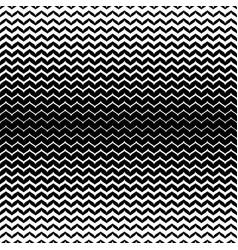 halftone seamless zig zag herringbone pattern vector image