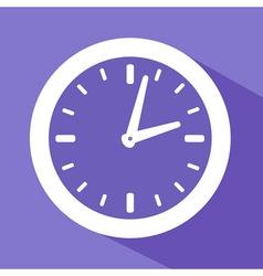 A clock symbol vector