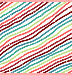 Abstract christmas background brush oblique lines vector