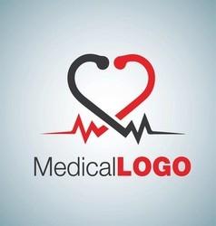 MEDICAL LOGO 10 vector image vector image