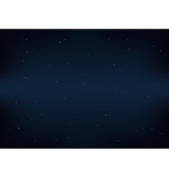 Dark space deep blue navy background vector
