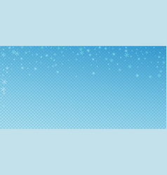 sparse glowing snow christmas background subtle f vector image