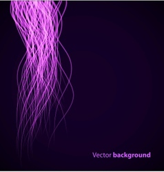 abstract wave background vector image vector image