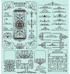 Design Resources vector image vector image