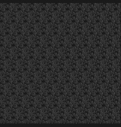 abstract black pattern vector image