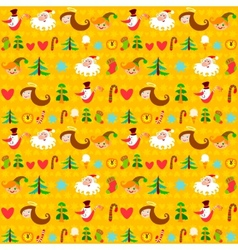 christmas background new years wallpapers wrapping vector image