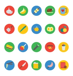Food Icons 14 vector
