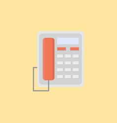 telephone icon set of great flat icons use for vector image