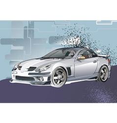 Alto car vector