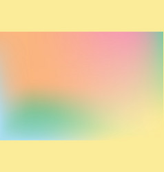 colorful gradient mesh background vector image