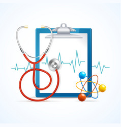Health Medical Concept vector image