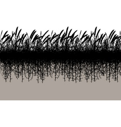 Grassroots vector image