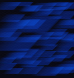 high speed blue abstract technology background vector image