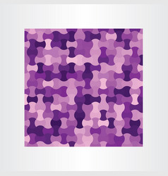 Purple abstract background design vector