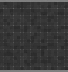 Seamless abstract square pattern geometric vector