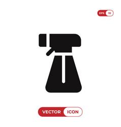 sprayer icon vector image