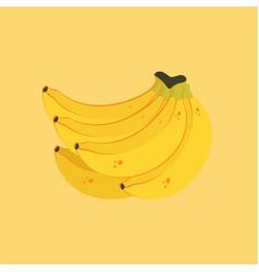 Stock banana vector