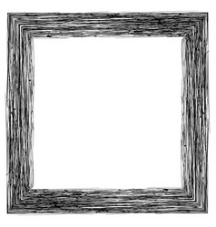 Frame for photos pictures pencil shading vector