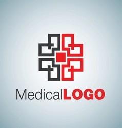 Medical logo 12 vector