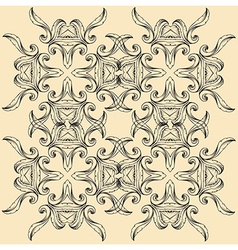 A tiled design vector
