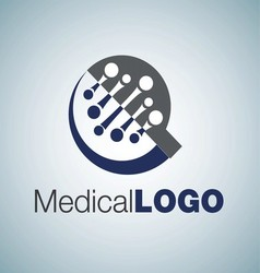 MEDICAL LOGO 13 vector image