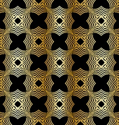 Modern gold stylish texture vector image vector image