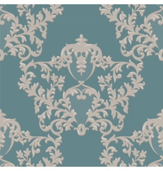 Baroque Luxury Ornament lace decorated vector