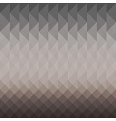 Dark geometric background vector image