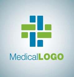 MEDICAL LOGO 14 vector image