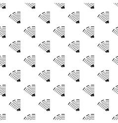 Paper color palette pattern simple style vector