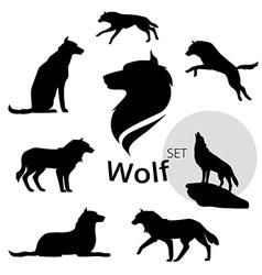 Wolfset vector